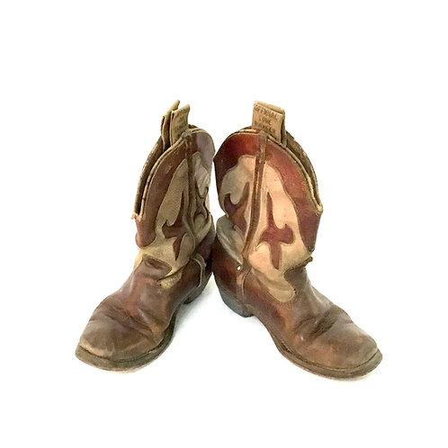 Vintage Roy Rogers' Cowboy Boots