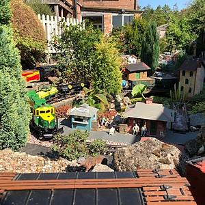 Fen End Railway Garden Meet