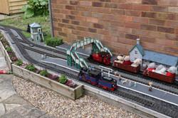 TBL station & signal box