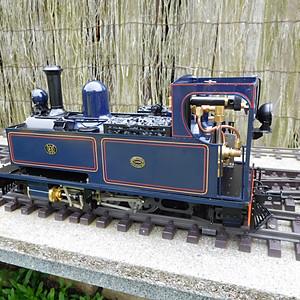 Glendale Junction Live Steam Day