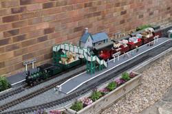 TBL steam trains