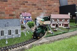 TBL Train & village