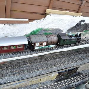 Teran Valley Railway Garden Meet