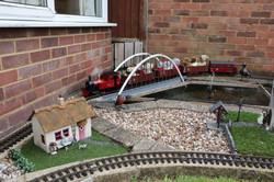 TBL bridge & cottage