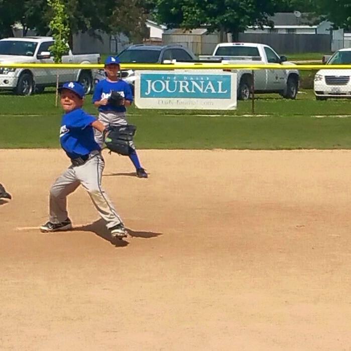 Zac pitching