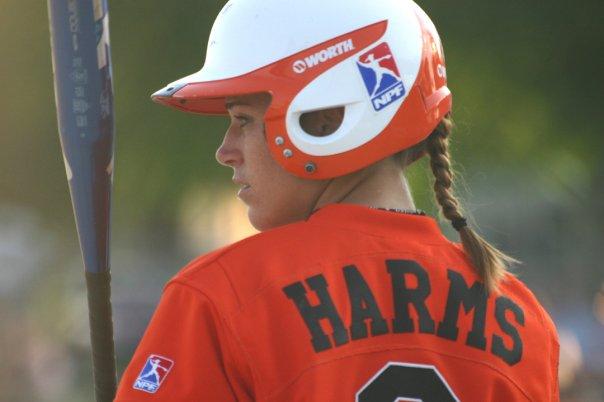Coach Laura Harms