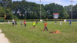 Boys Summer Baseball Camp 2015