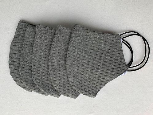 Kit - Mascaras de Malha Peruana (5 unidades)