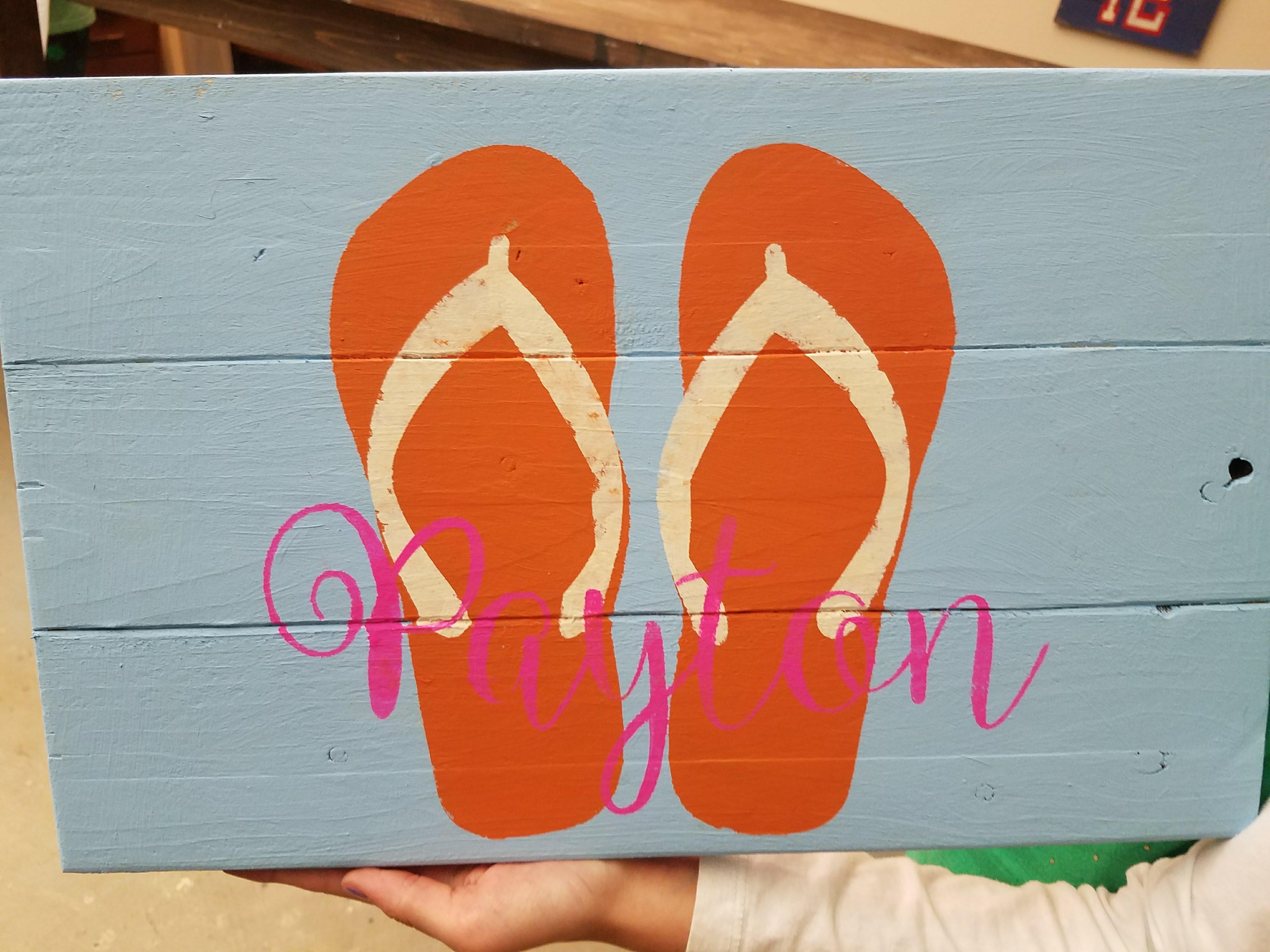 Flip Flops/Name