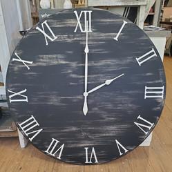 "36"" Pallet Clock, Roman Numerals"