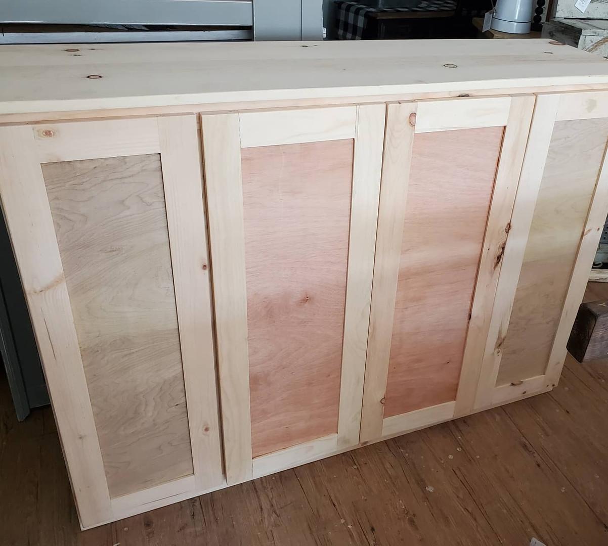 Large Storage, Four Doors