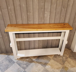 Thin Console Table