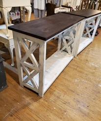Console Table (Matching Pair)