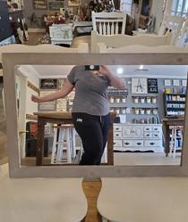 Barnwood Mirror