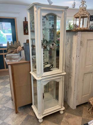Mirror & Glass Curio