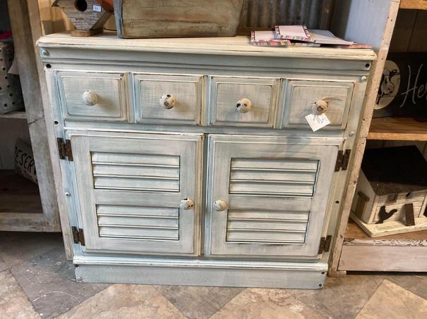 Shutter Door Cabinet