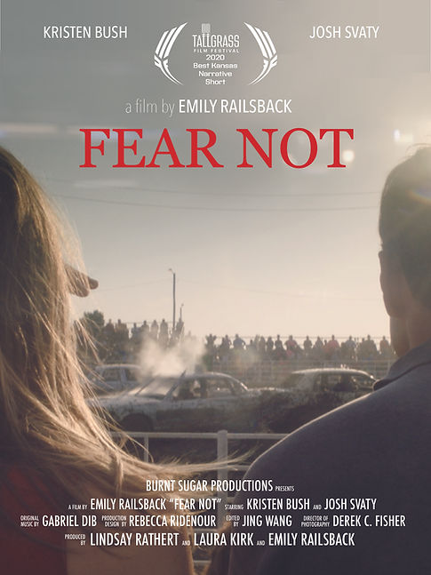 Fear Not Movie Poster