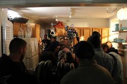 It takes a village to make a movie