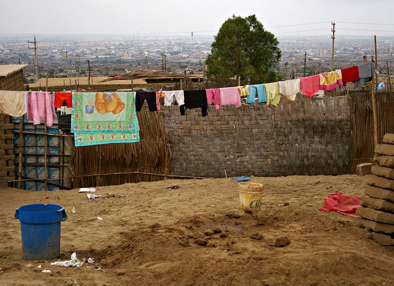 Laundry in Milagro