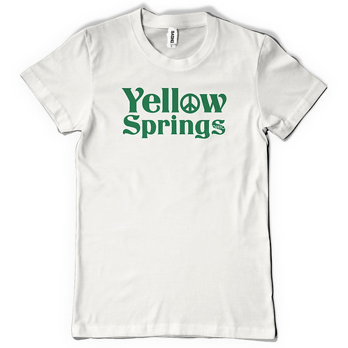 Yellow Springs Peace T