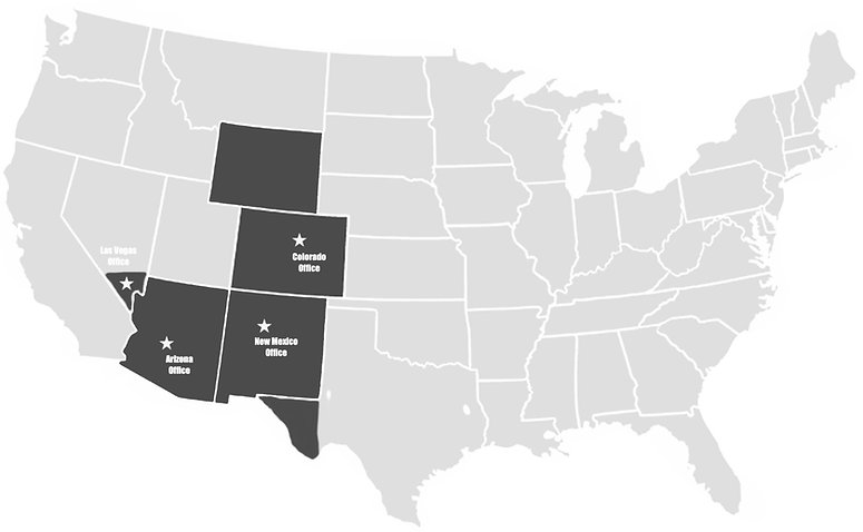 ASA Electrical Solutions Regional Map