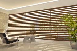 Sheer Elegance Wood _Centerlux