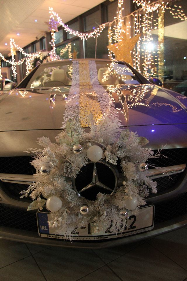 Mercedes Christmas