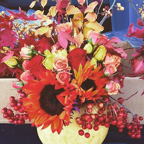 Pumkin Centerpiece- Farm Pick up or local delivery only