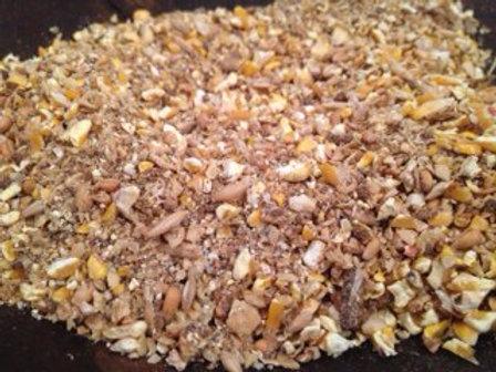 10 lb Scratch grain Mix