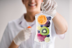 IV Drip Vitamin Infusion