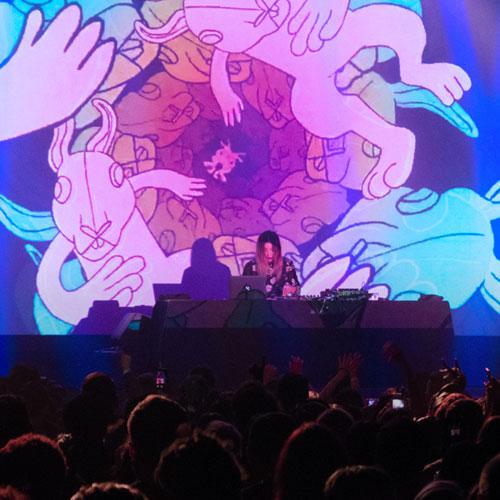 TOKiMONSTA Live