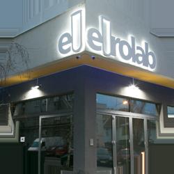 Poliklinika eurolab u Novom Sadu, Laze nancica