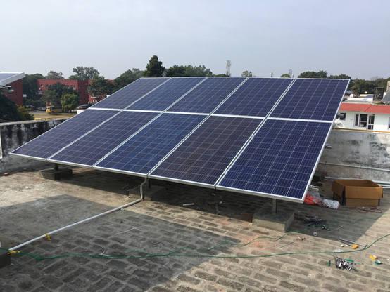 3kW Solar PV System