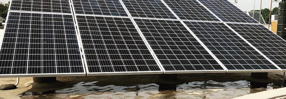 On-Grid Solar Plant (Premium)