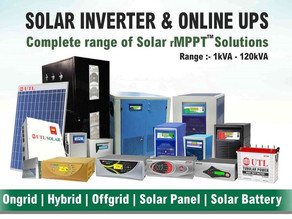 UTL - Solar inverters | Information | Price list