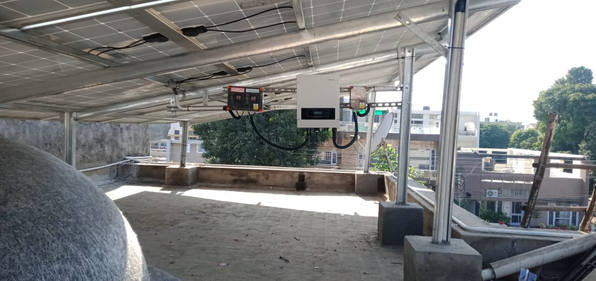 Bigiwt 5kW Solar plant