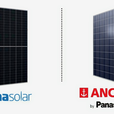 Panasonic Solar Panels or Trina Solar Panels