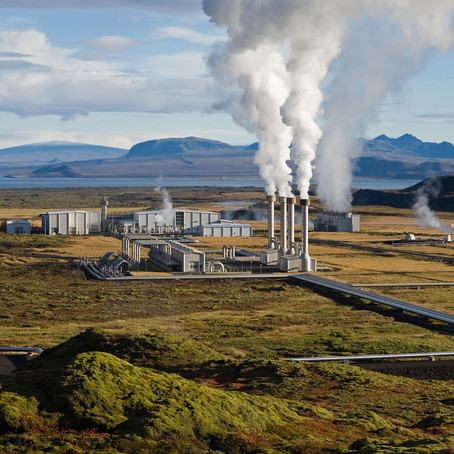 The enormous potential of geothermal energy