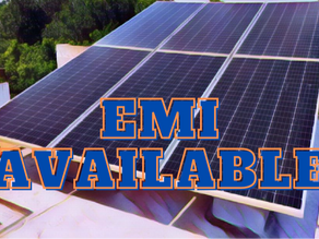 Rooftop Solar Plant on EMI