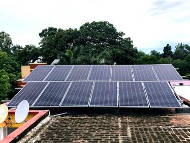 5kW Rooftop Solar Plant