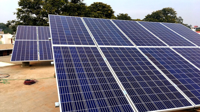 On-Grid Solar Plant (Economic)