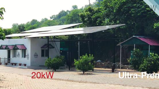 20 kW Plant