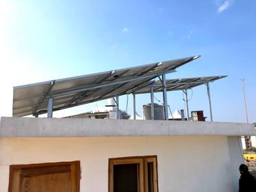 4kW Solar Pv Plant