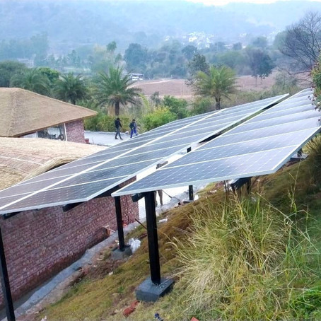 Solar plant price for 10kW system