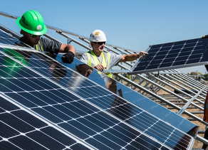 Types of Solar PV Power Plants