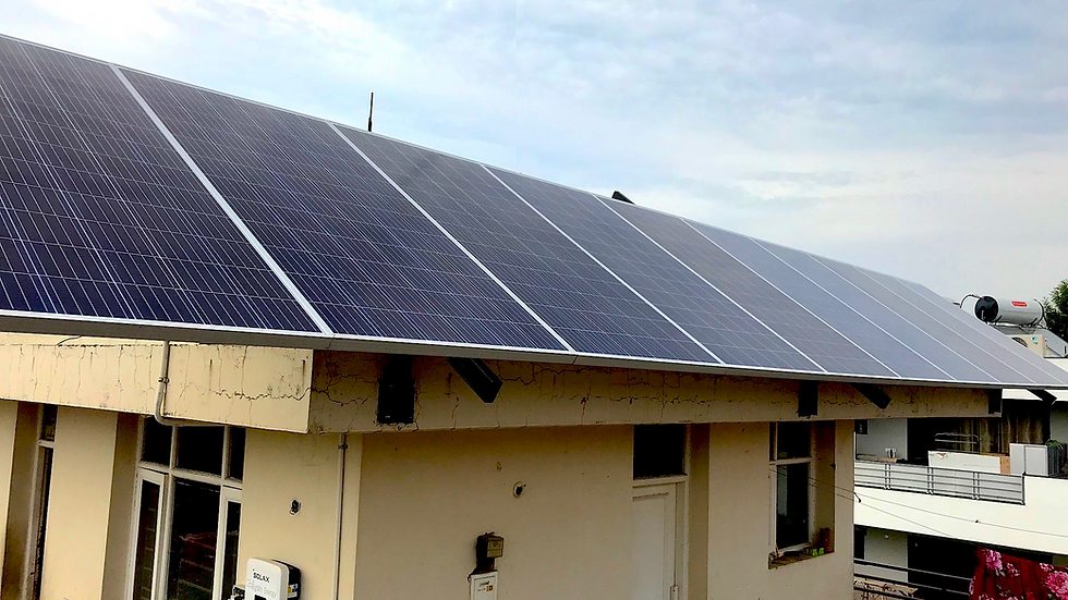 Convert Home Inverter into Solar Powered