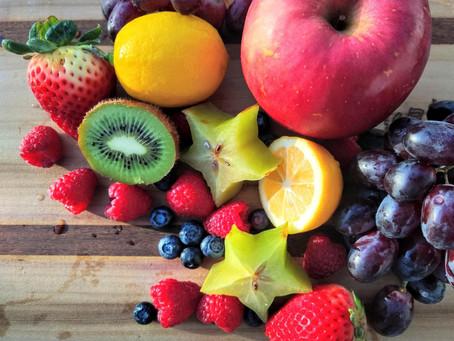 Assortment of Fruit image