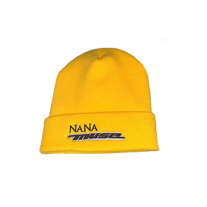 Astral Beanie / Yellow