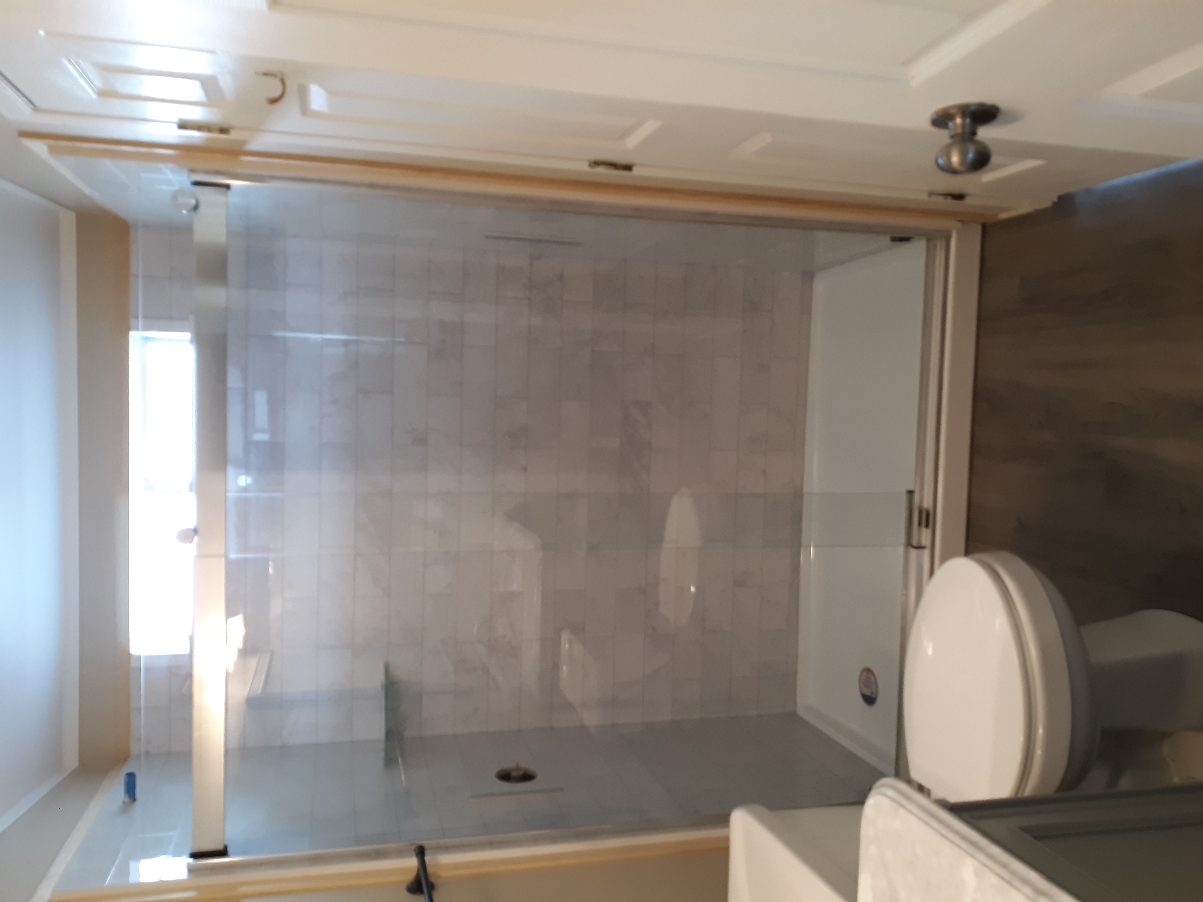 Bath Remodel Shower