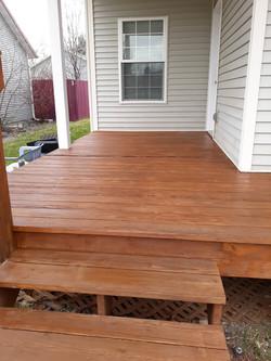 House Porch Facelift